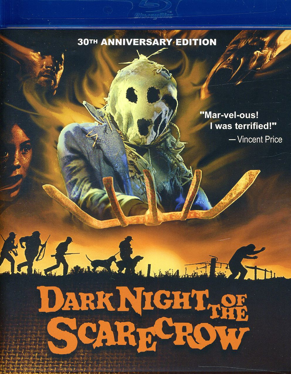 Dark Night Of The Scarecrow (Blu-ray Disc)
