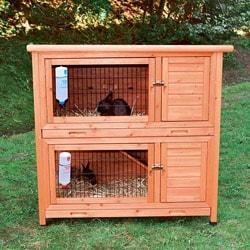 trixie rabbit hutch assembly instructions