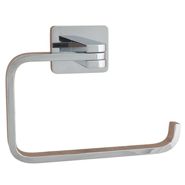 sure loc modern toilet paper holder chrome 13763755