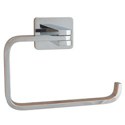 Sure-Loc Modern Toilet Paper Holder (Chrome)