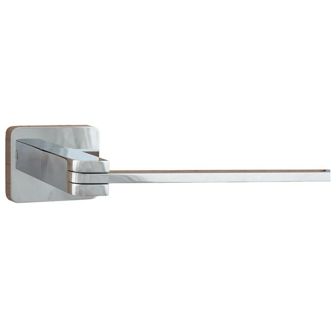 Sure Loc Modern Towel Bar Chrome 13763758 Overstock