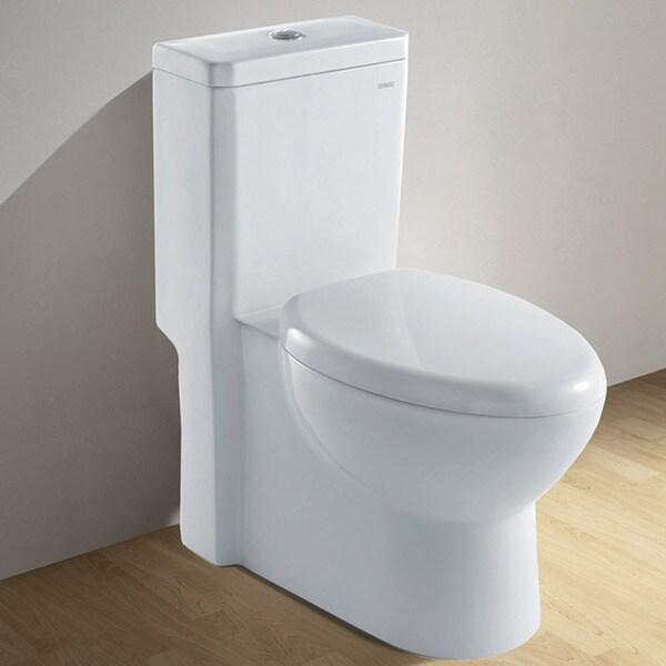 Royal CO-1037 'Ludlow' Dual-flush Toilet