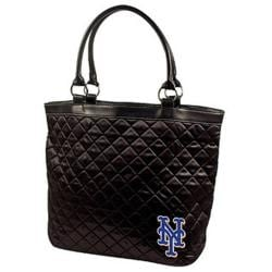 Little Earth New York Mets Quilted Tote Bag
