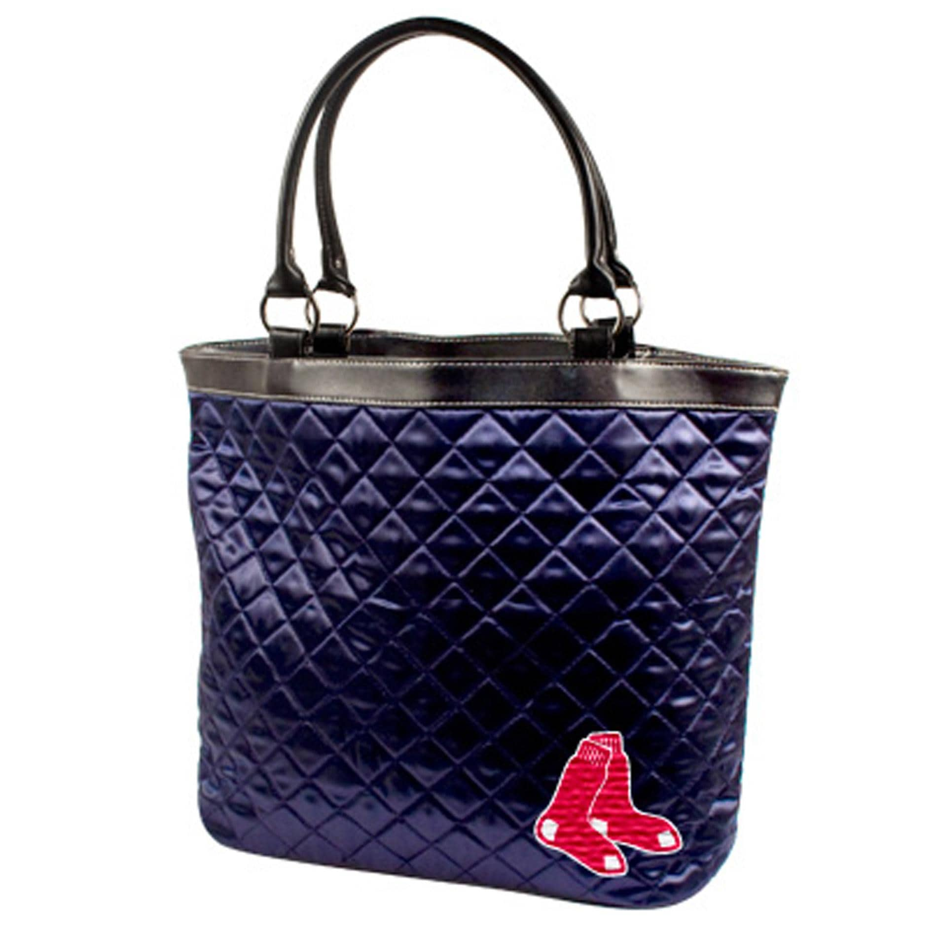 Little Earth MLB Boston Red Sox Quilted Tote Bag