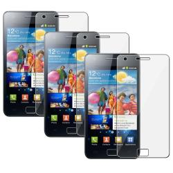 Screen Protector for Samsung Galaxy S II (Pack of 3)