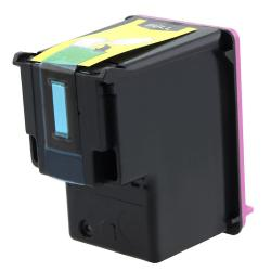 INSTEN HP 61XL Black/ Color Ink Cartridge (Remanufactured) (Pack of 2)