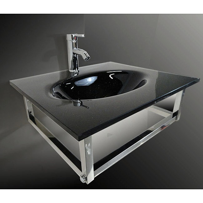 Bathroom Sinks And Faucets : ... -Steel-Tempered-Glass-Bathroom-Vessel-Sink-and-Faucet-L13764101a.jpg