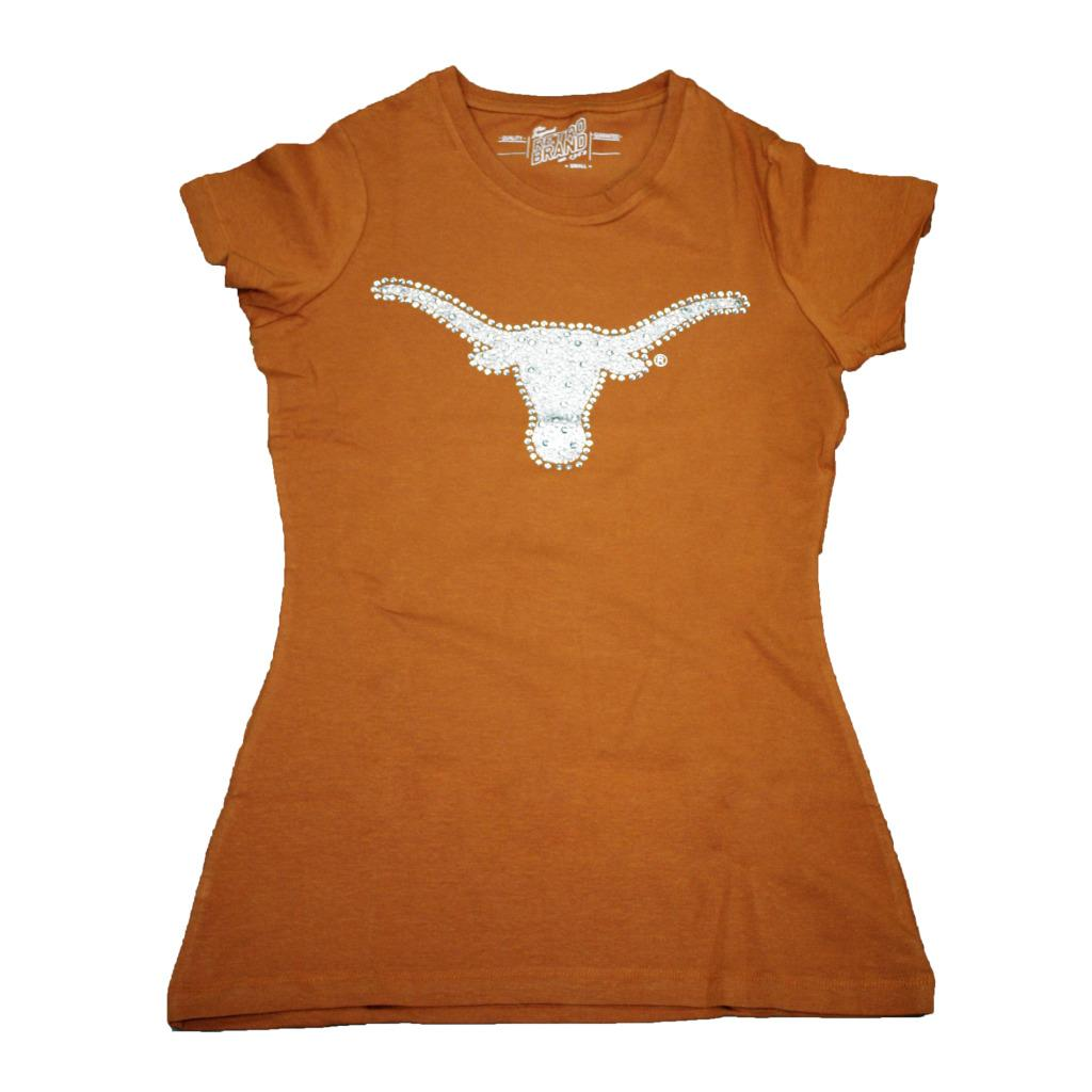 Campus Couture Women's Texas Longhorns Krista T-shirt