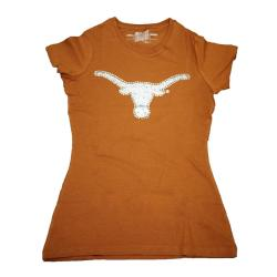 Campus Couture Women's Texas Longhorns Krista T-shirt