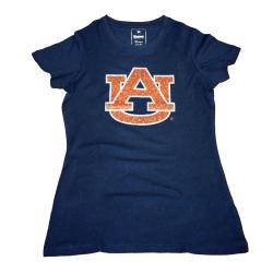 Campus Couture Women's Auburn Tigers Krista T-shirt