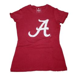 Campus Couture Women's Alabama Crimson Tide Krista T-shirt