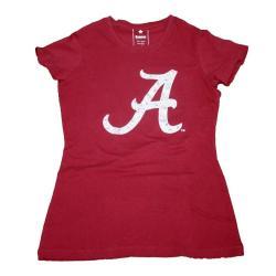 Campus Couture Women's Alabama Crimson Tide Krista T-shirt