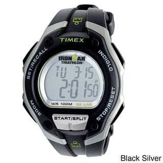 Timex Men's T5K529  Ironman Traditional 30-Lap Oversize Watch