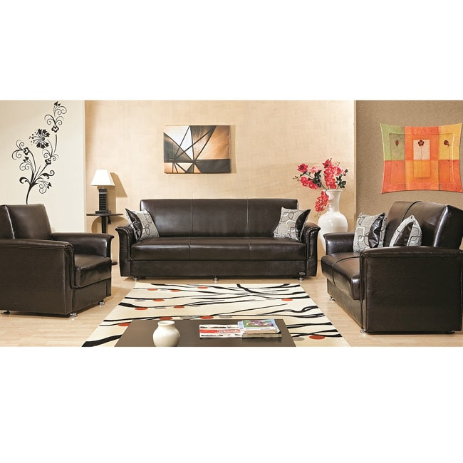 Queens Convertible Sofa Bed, Loveseat and Chair Set at Sears.com
