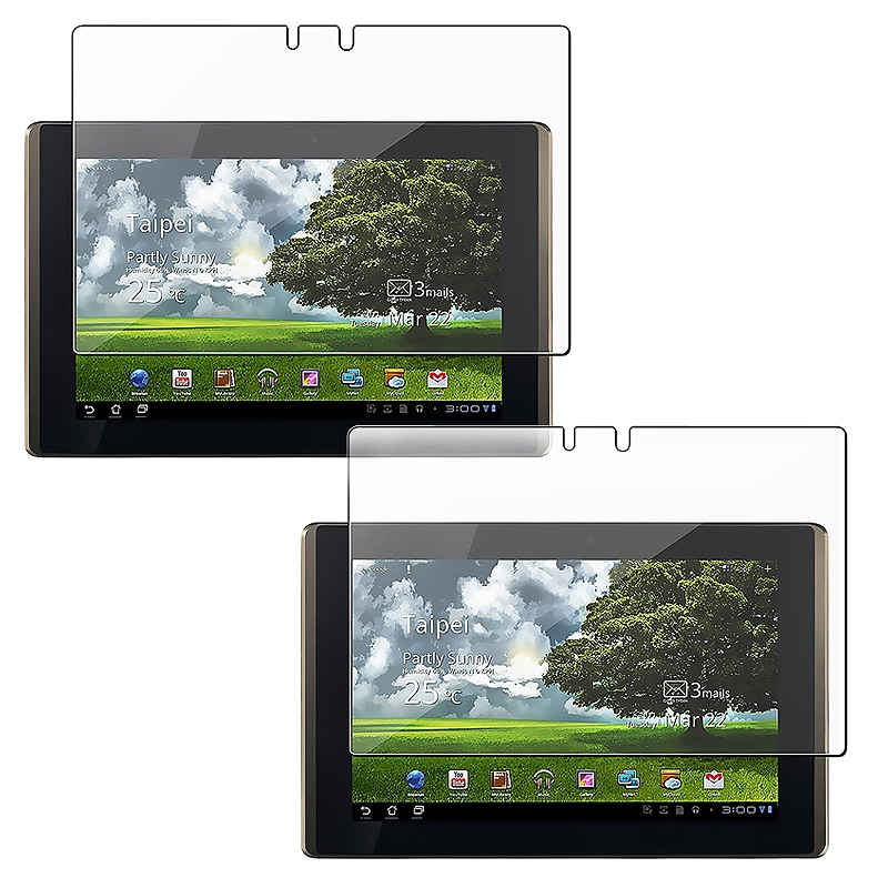 INSTEN Clear Screen Protector for Asus Eee Pad Transformer (Pack of 2)