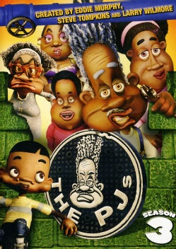 The PJ's Season 3 (DVD)