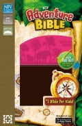 NIV Adventure Bible: New International Version, Chocolate / Hot Pink, Italian Duo-Tone (Paperback)