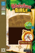 NIV Adventure Bible: New International Version Chocolate/ Toffee Italian Duo-Tone (Paperback)