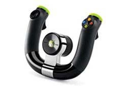 Xbox 360 Wireless Speed Wheel - By Microsoft
