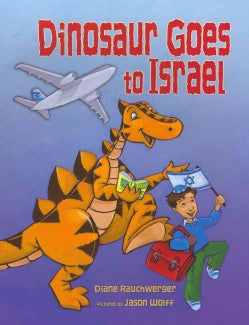 Dinosaur Goes to Israel (Paperback)