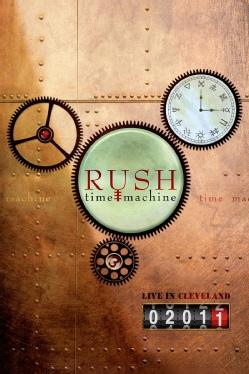 Time Machine 2011: Live In Cleveland (Blu-ray Disc)