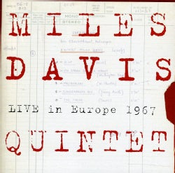 Miles Quintet Davis - Live In Europe 1967: Best of The Bootleg Vol. 1