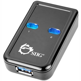 SIIG 2-port USB Switch