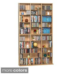 Oskar Media Tower 1080 CD/504 DVD Cabinet
