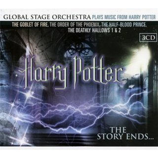 Global Stage Orchestra - Plays Music from Harry Potter 8243228