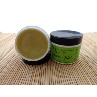Lemon-Mint Foot Balm