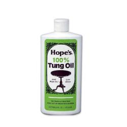 Hope's 32-oz Tung Oil (Pack of 2)