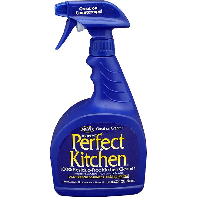 Hope's 32-oz Perfect Kitchen Cleaning Spray (Pack of 2)
