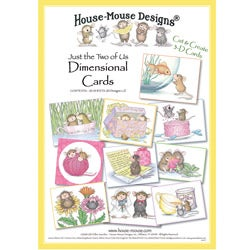 House Mouse 'Just the Two of Us' Card Sheets