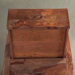 5-drawer Solid Sheesham Chest