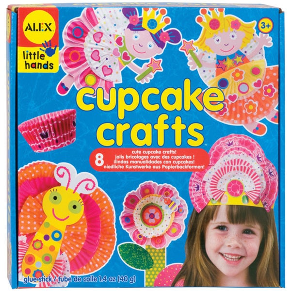 Alex Toys Little Hands Cupcake Crafts Kit 8244584