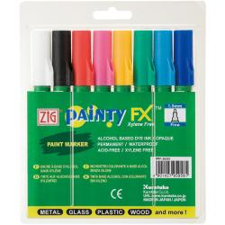 Zig Painty FX Fine Tip Markers (Pack of 8)