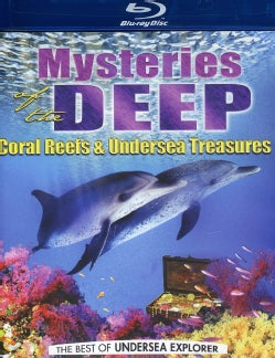 Mysteries Of The Deep: Reef & Undersea Treasures (Blu-ray Disc)
