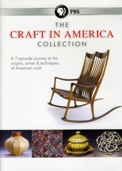 Craft in America Set (DVD)