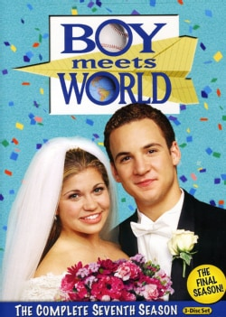 Boy Meets World: Season 7 (DVD)