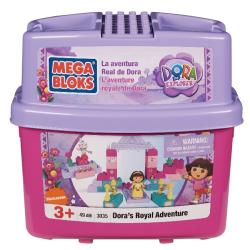 Dora's Royal Adventure Playset