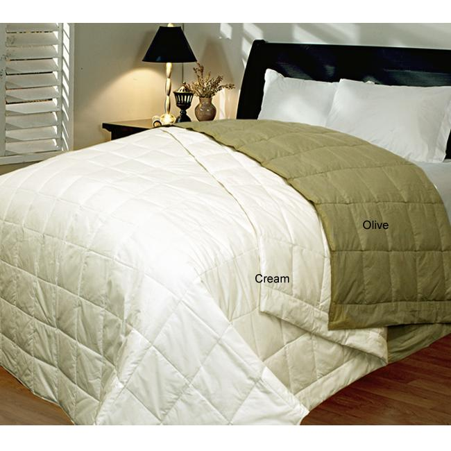 Nature 240 Thread Count Down Blanket