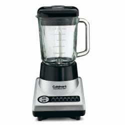 Cuisinart SPB-10CH PowerBlend Black 600-watt 56-oz Blender