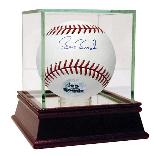 Steiner Sports Autographed Barry Bonds MLB Baseball