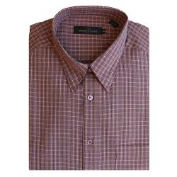 Bugatchi Uomo Men's Striped Button-front Shirt