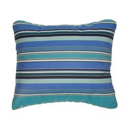 Dolce Oasis Knife-edge Outdoor Pillows with Sunbrella Fabric (Set of 2)