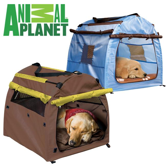 Animal Planet Portable Nylon Kennel