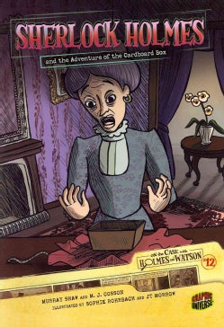 Sherlock Holmes and the Adventure of the Cardboard Box (Paperback)