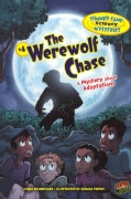 Summer Camp Science Mysteries 4: The Werewolf Chase: A Mystery About Adaptations (Paperback)