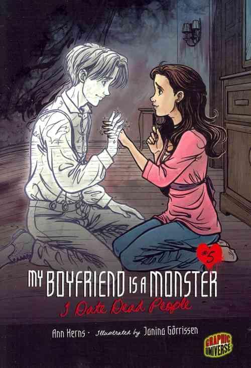 My Boyfriend Is a Monster 5: I Date Dead People (Paperback)