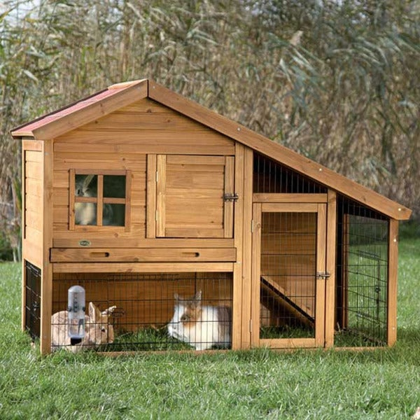 Rabbit Hutch with a View